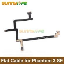 Flex Камера карданный плоский кабель Ремонт Провода замена ленты для DJI Phantom 3 SE версии