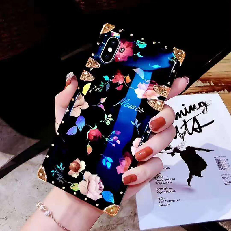 for iphone 7 8 Retro tide phone cover