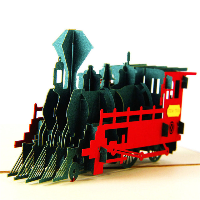 Открытки с локомотивами