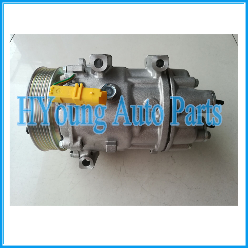 De aire del compresor a/c para Citroen Jumpy 120 HP 2L HDi 2014 9800854780 de China suministro