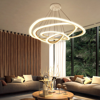 NEO brillo nuevo moderna colgante led luces de la lámpara para ...