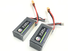 MOS 3S lipo battery 11.1v 1500mAh 30C For rc helicopter  Li-Polymer battey free shipping