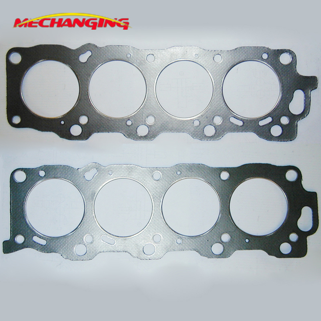 US $25 65 5% OFF|For TOYOTA CROWN MAJESTA 4 0L 1UZFE Cylinder Head Gasket  Auto Parts Engine Parts Engine Gasket 11115 50042 11116 50032 10123000-in