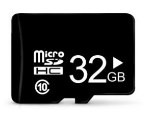 JeaTone Black 32G Mini Micro SD Memory Card for Our Ip Wifi Camera, Combine Shipping with Ip Camera Only, Don't Sale Separately micro camera compact telephoto camera bag black olive