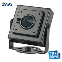 Sony CCD HD Small Camera For Car With 3 7mm Pinhole Lens