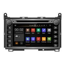 Runningnav Android 7.1 Ram 2G fit Toyota venza 2008-reproductor de DVD de coches navegación GPS Radios