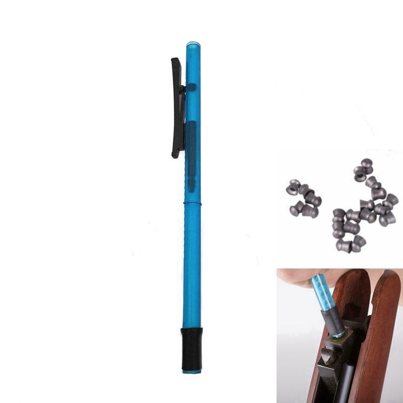 air gun Pellets Quickly loads bullet and 4.5mm steel Ball loading box Air Rifle Pellet Pen Loader fit all .177 Caliber Pellets