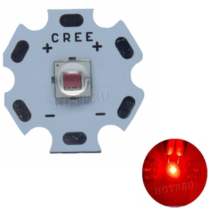 Image 4 - 1 قطعة كري XML2 LED XM L2 ديود T6 U2 10 واط الأبيض محايد الدافئة الأبيض مصباح يدوي رقاقة لمبة الأحمر الأخضر الأزرق UV عالية الطاقة LED باعث