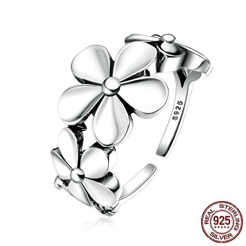 2019 вишуканий справжній 925 сріблястий - Вишукані прикраси