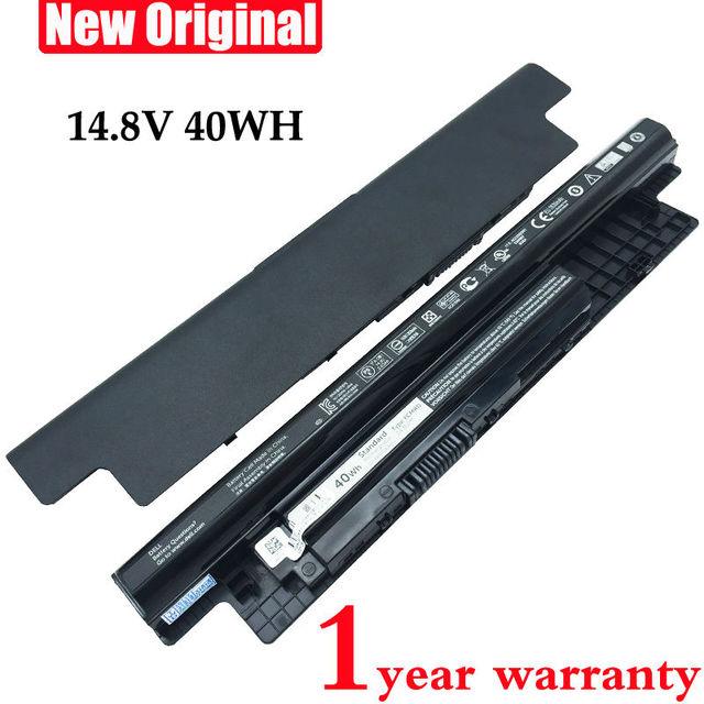 40WH Original Laptop Battery XCMRD For Dell Inspiron 5721 3721 5521 3521 3531 5421 3440  3540 3421 5421 MR90Y 68DTP G35K4 6K73M
