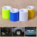 """1pc New 3M  2""""X10' 5cm x 3cm Reflective Safety Warning Conspicuity Adhesive Tape Film Sticker For Road Caution Colors for Chioce"""