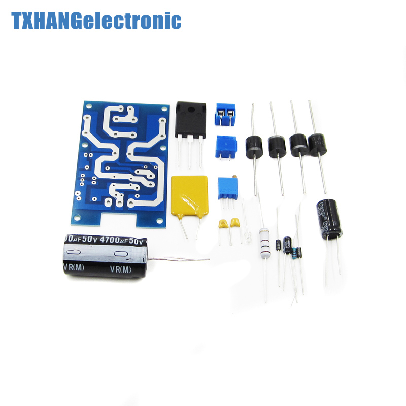LT1083 Adjustable Regulated Power Supply Module Parts and Components DIY Kit electronic