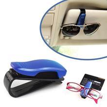 Elegant Nobility Car Sunglasses Clip Sun Visor Glasses Ticket Receipt Card Storage Holder Apr 7