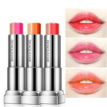 Купить с кэшбэком BIOAQUA 3 Colors Lipsticks Women's Gradient Change Lipstick Long-lasting Waterproof Lip Balm Beauty Makeup
