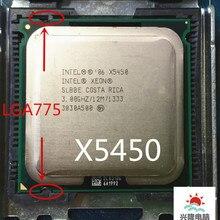 I ntel socket 775 Xeon X5450 x5450 не нужен адаптер четырехъядерный 3,0 ГГц 12 МБ 1333 МГц работает на материнской плате LGA 775