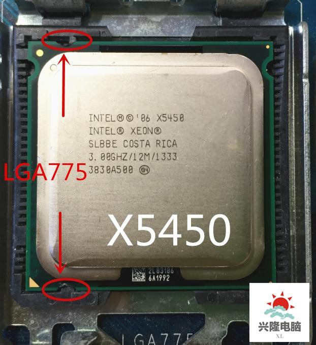 I ntel socket 775 Xeon X5450  x5450  No need adapter   Quad Core 3.0GHz 12MB 1333MHz works on LGA 775 mainboard|xeon x5450|775 xeon|socket 775 xeon - title=