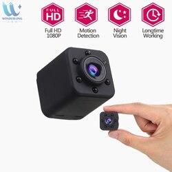 Full hd 1080p mikro kamera sportowa HD DV wersja nocna Mini kamera sportowa z czujnikiem ruchu kamera cyfrowa kamera mini
