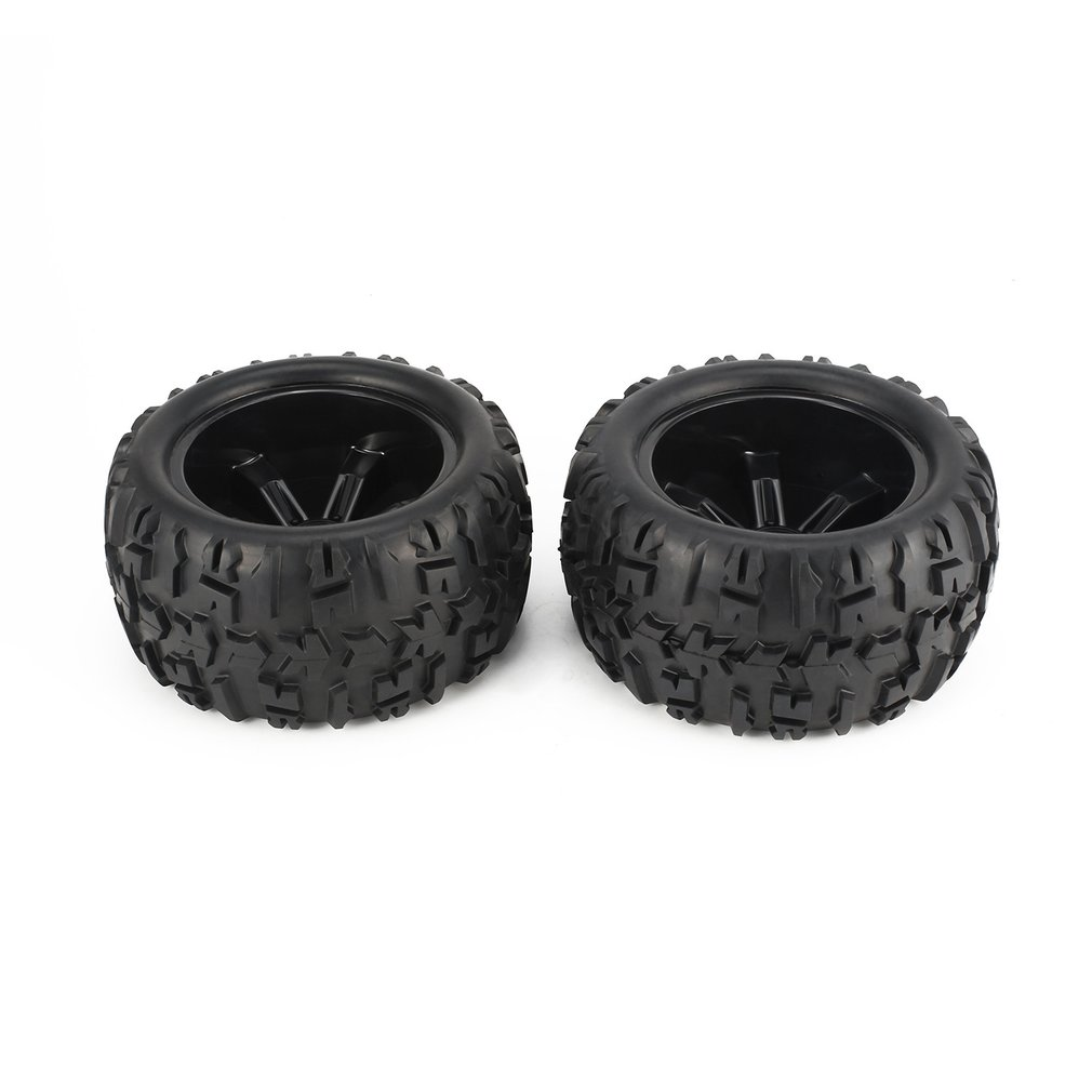 Image 3 - 4Pcs 150mm Wheel Rim and Tires for 1/8 Monster Truck Traxxas HSP HPI E MAXX Savage Flux Racing RC Car Model Toys Hobby Parts-in Parts & Accessories from Toys & Hobbies