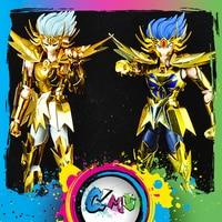 CMT Restock MetalClub Model Cancer Deathmask Saint Seiya metal armor Myth Cloth Gold Ex2.0 Action Figure Anime Toys Figure