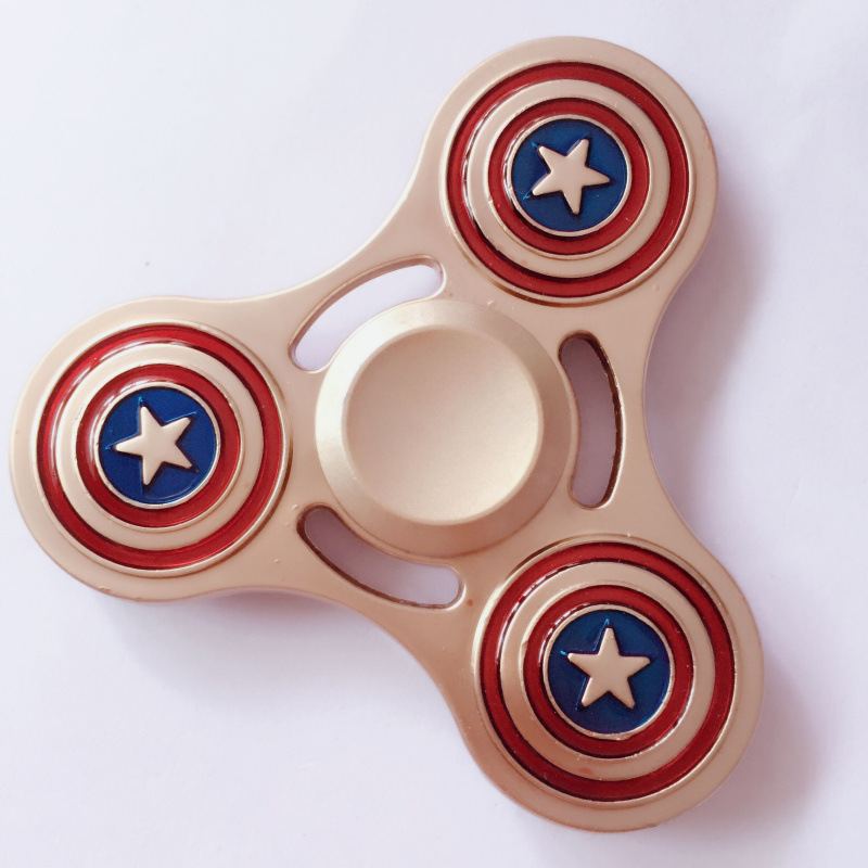 19 Color Stress Wheel Edc Hand Spinner Hands Pinner For Autism And