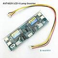 Avt4029 новый ПК монитор CCFL 10 В-28 В жк 4 лампа универсальный жк-инвертор
