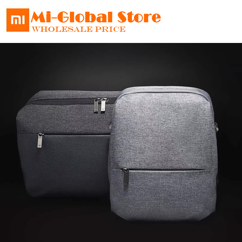 new arrival xiaomi 90 fun city Simple Messenger Bag Large Capacity Lightweight Casual Style Crossbody Water