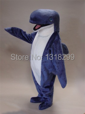 mascot Blue Whale mascot costume fancy dress custom fancy costume cosplay theme mascotte carnival costume kits