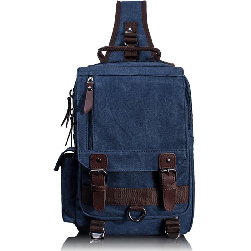 Men Large Crossbody Bag 16