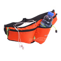 Running Ride Movement Pockets Marathon Male Nylon Waterproof Phone Package Female Waist Bag Case For Outdoor