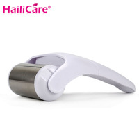 Cold Stainless Head Therapy Calm Skin Cool Ice Roller Face Body Facial Massager Skin Rejuvenation Derma