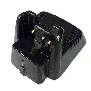 Image 2 - YIDATON For Vertex Standard two way radio CD 34 charger for VX231,VX351,VX350,VX354 walkie talkie cb radio yeasu radio charger