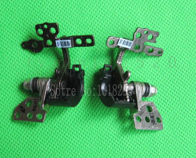 Original lcd dobradiças para sony vaio svf14215clb svf14325clb svf14415clb svf14221clw dobradiça esquerda + direita