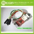 5 шт. CP2102 модуль USB для TTL последовательный UART STC скачать кабель PL2303 Супер Кисть линия обновления для arduino
