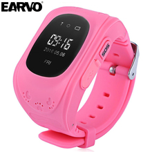 GPS Smart Watch Wristwatch Q50 SOS Call SIM Card Location Finder Locator Tracker Anti Lost Monitor for Kid Safe Child Baby Son