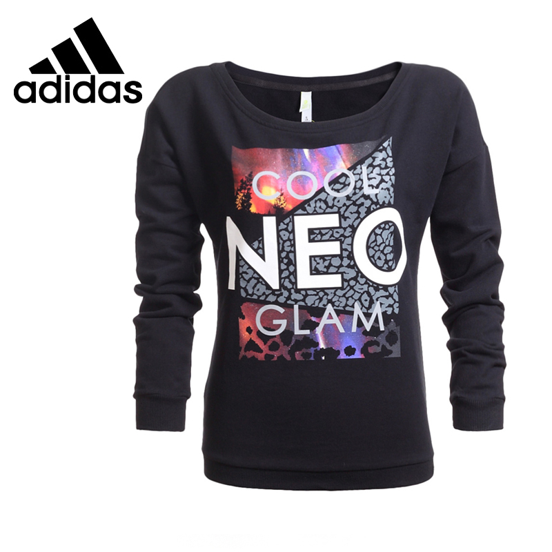 Original New Arrival Adidas NEO Label Womens Pullover Jerseys Sportswear