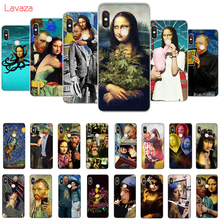 Lavaza Van Gogh Mona Lisa Funny Art Hard Case for Huawei Mate 10 20 P9 P10 P20 Lite Pro P smart 2019 Honor 8X 8C Cover
