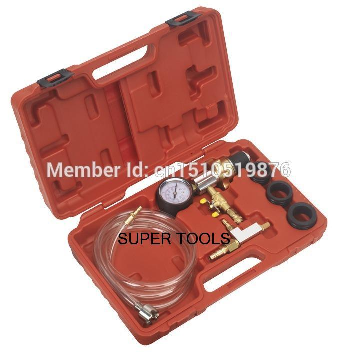 Automotive Cooling System Vacuum Replace Coolant and Refill Tool Kit AT2072