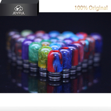 Electric Cigarettes Drip Tip 510 Resin Starry Sky 510 Thread Drip Tip for RDA RTA RBA Atomizer & EVOD MT3 Ego Aio Battery Kit