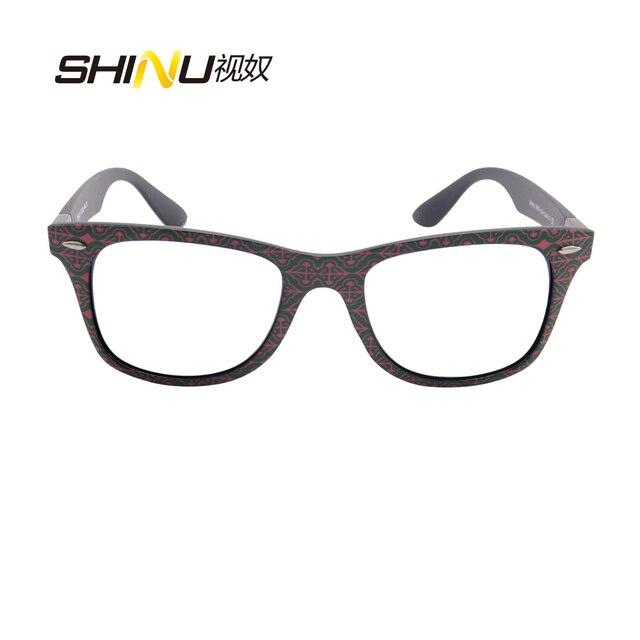 4916e82197 Alta calidad Multifocal Progresiva gafas de lectura SHINU marca la presbicia  gafas para mujeres puede ver