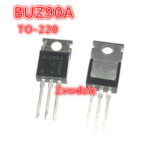 10pcs BUZ90A TO-220 BUZ90  TO220 new original IC 10pcs l7812cv to220 l7812 to 220 7812cv new and original ic