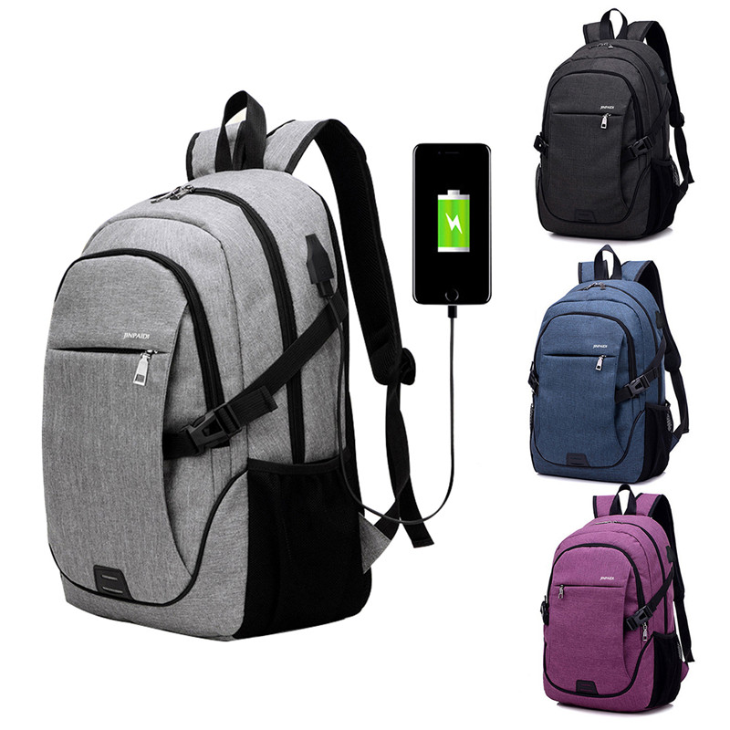 Рюкзак для ноутбука Lammei, с usb зарядкой, в повседневном стиле|Рюкзаки|   | АлиЭкспресс