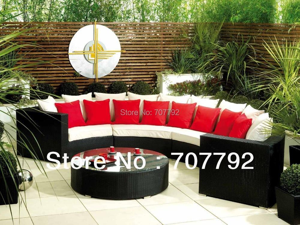 online get cheap exclusive garden furniture aliexpress com - Garden Furniture 8 Piece