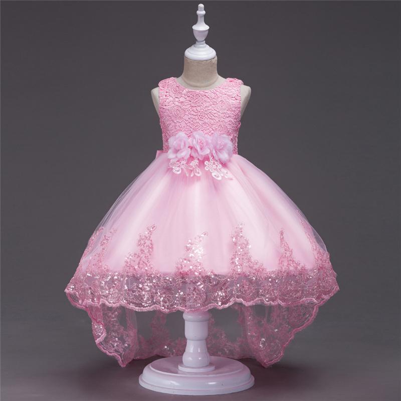 платье девушки цветка ; в yiiya; платье девушки цветка ; наступать на меня;