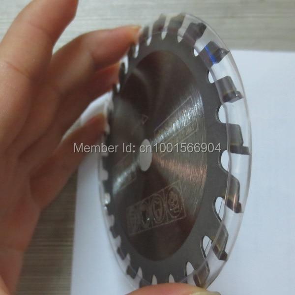 ¡Envío gratis! Hoja de corte TCT de 85x24 dientes, accesorios para - Hojas de sierra - foto 5