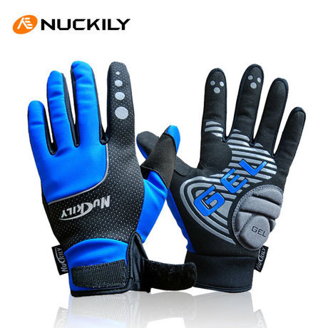 New Arrival High Quality Full Finger Men Winter Warm Cycling Gloves Full finger thermal Bicycle Gloves grammar in practice 4