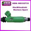ПОДЛИННАЯ для Mitsubishi Denso Топливные форсунки 195500-3170 # MD332733 для Mitsubishi Montero Sport