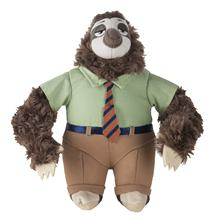 "Zootopia bradypod Flash sloth plush toy stuffed doll 25cm 9.84"" kids gift(China)"
