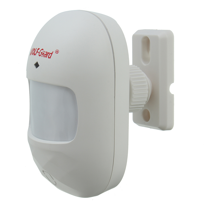 NEW WOLF-Guard HW-GJ01Z  Wide Angle PIR Infrared Alarm For Home Security Alarm System Safety new lone wolf and cub v 7