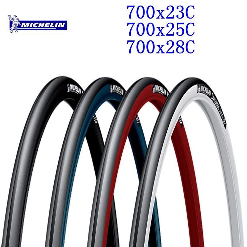 Pneu dinâmico da bicicleta da estrada do esporte de michelin 700 * 23c/25c/28c 700c pneu da bicicleta ciclismo pk maxxi kenda peças