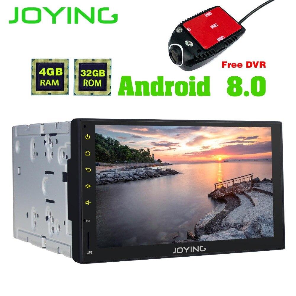 Радуясь 7 PX5 4 ГБ + 32 ГБ головное устройство 2Din Android Универсальное автомобильное радио стерео Мультимедийный Плеер Поддержка рулевое колесо ...